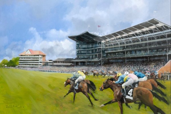 SPECIFIC RACECOURSE PRINTS