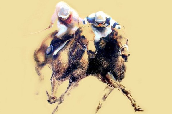 John Skeaping Horse Racing Prints