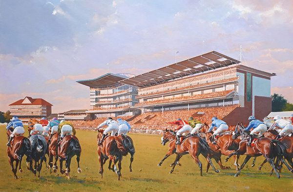 york racecourse prints
