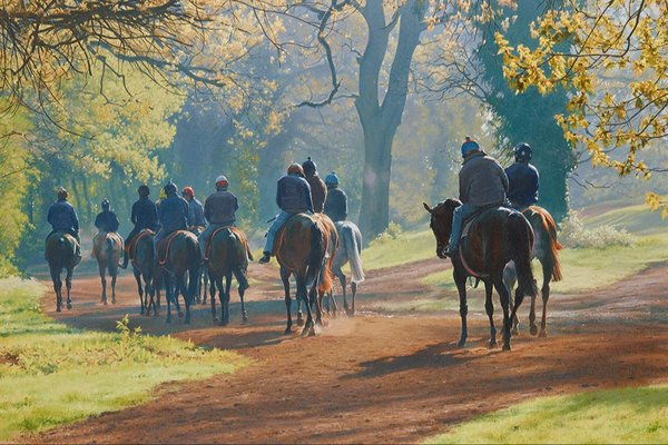 Peter Smith Horse Racing Prints