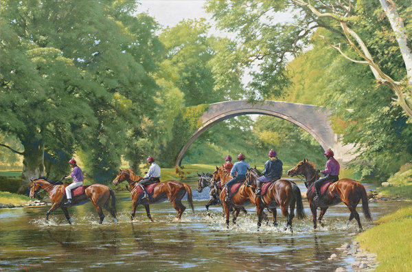 Crossing The Doon by Peter Smith