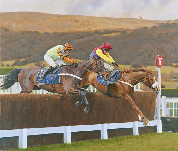 Gold Cup Classic by Peter Smith