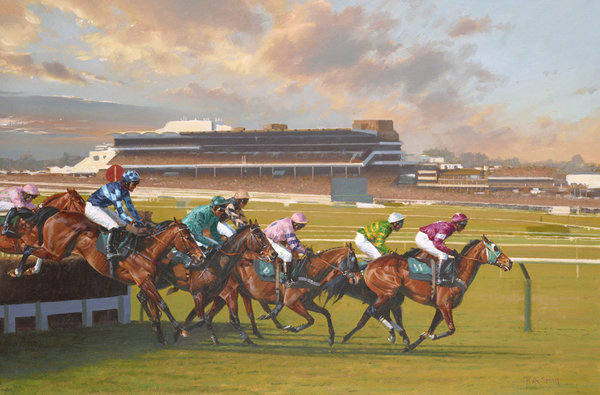 Forever Cheltenham by Peter Smith