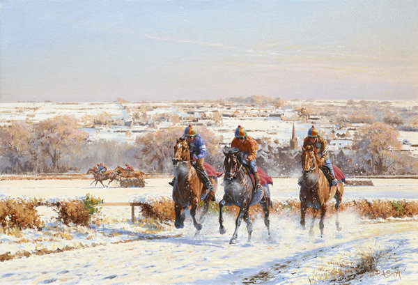 Winter Wonderland by Peter Smith