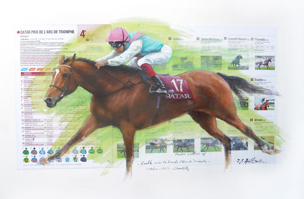 Enable - The Arc by Terence Gilbert